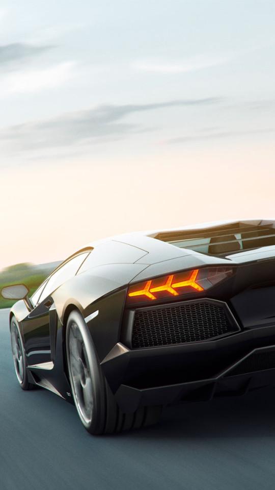 Lamborghini Aventador Iphone Wallpaper Wallpapersafari