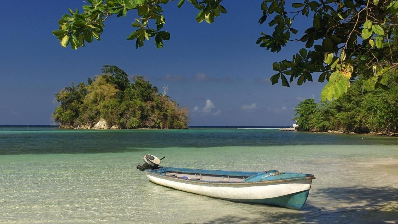 Boat At Haiti Wallpaper Wallpaper Photo Shared By Tedd 4 Fans 1440x810