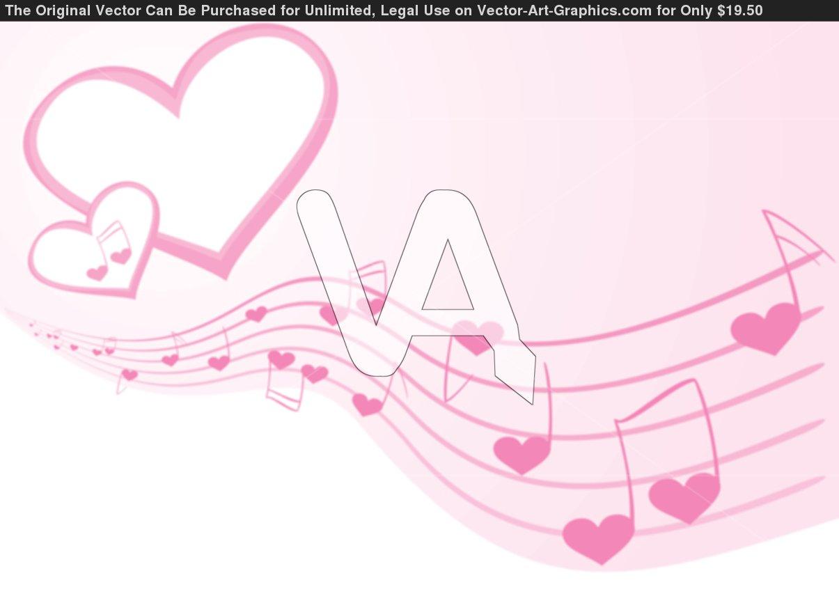 Pink Music Wallpaper - WallpaperSafari