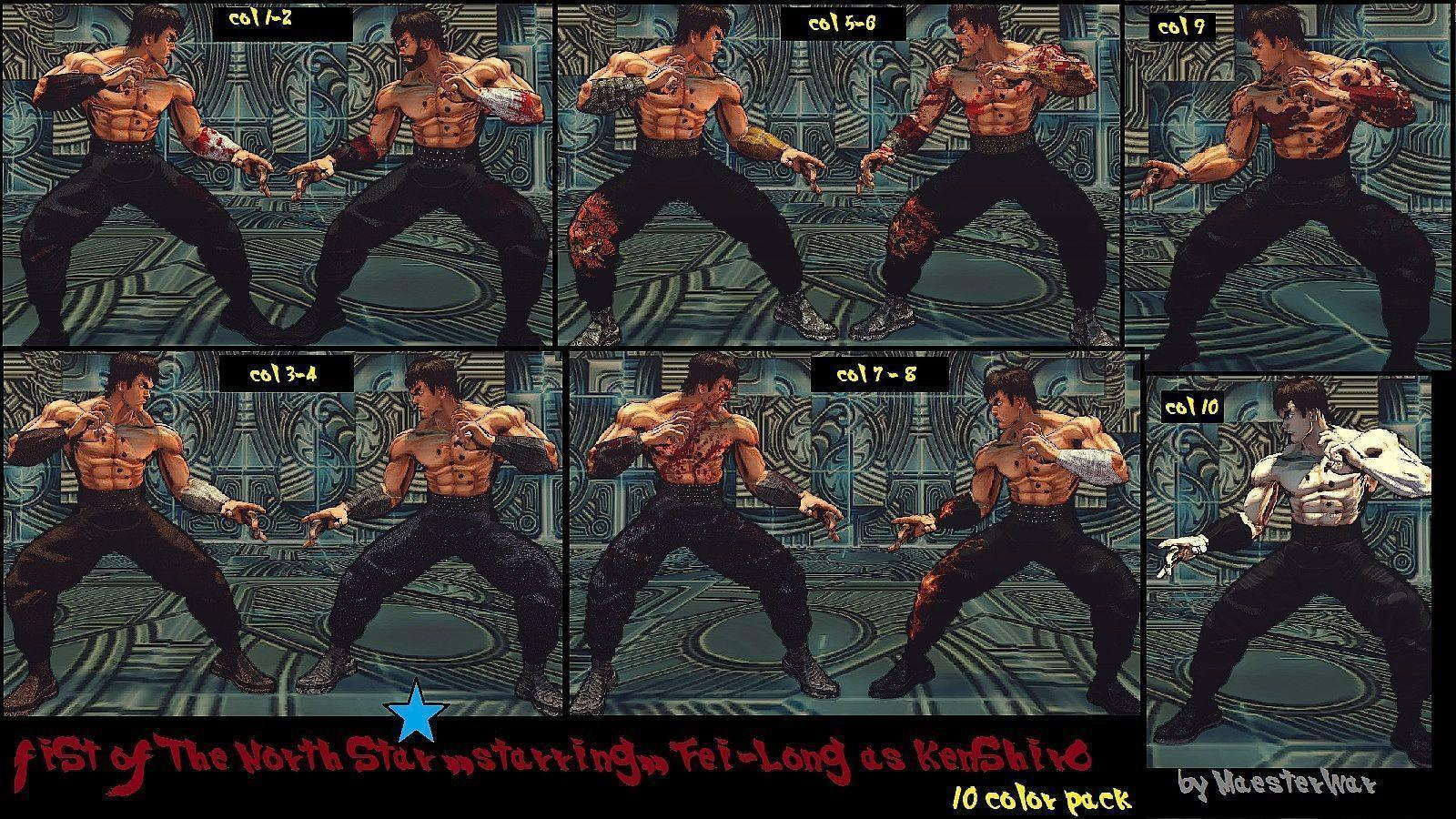 Fist Of The North Star Wallpapers 1600x900
