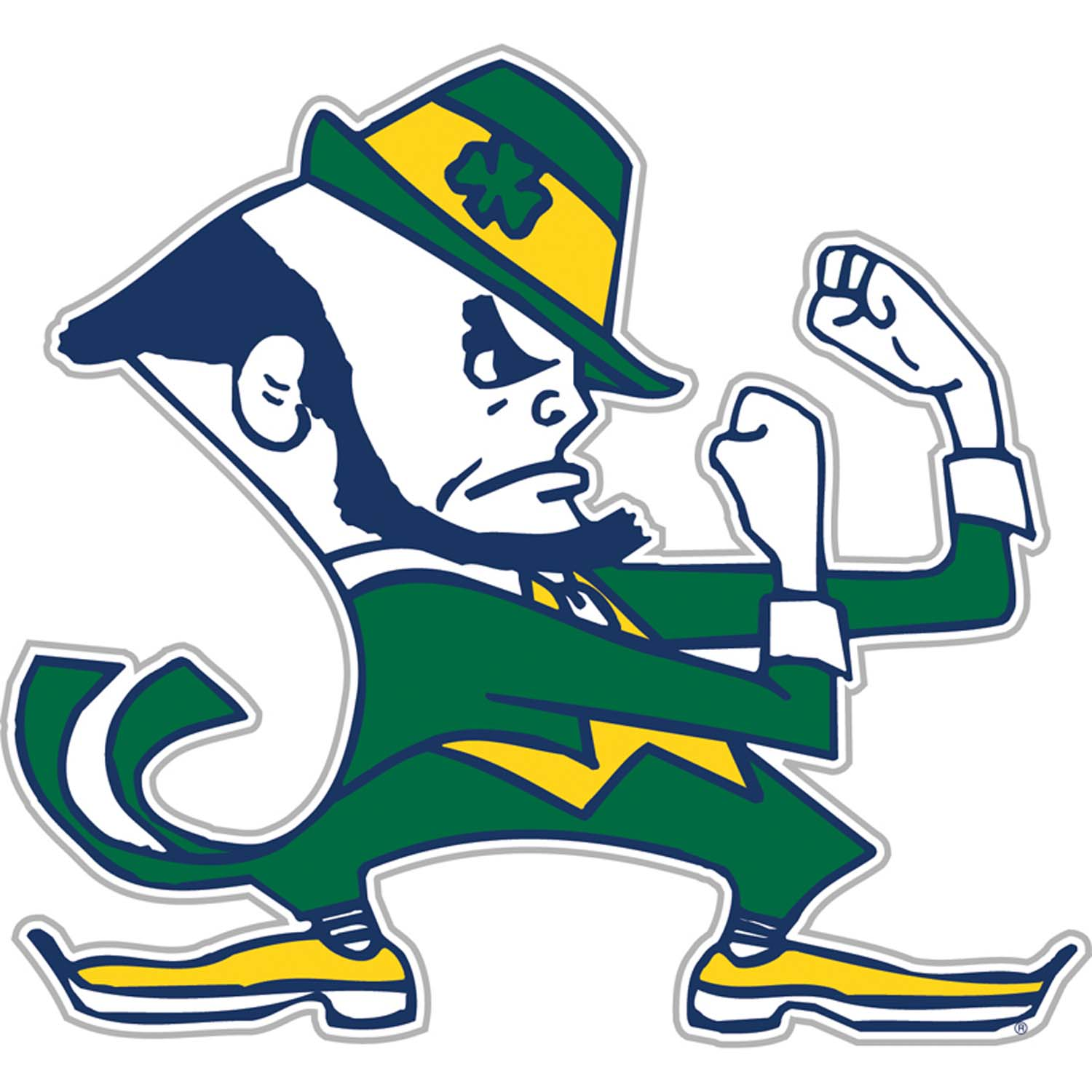 Browser Themes Desktop Wallpaper and More for Any Fighting Irish Fan 1500x1500