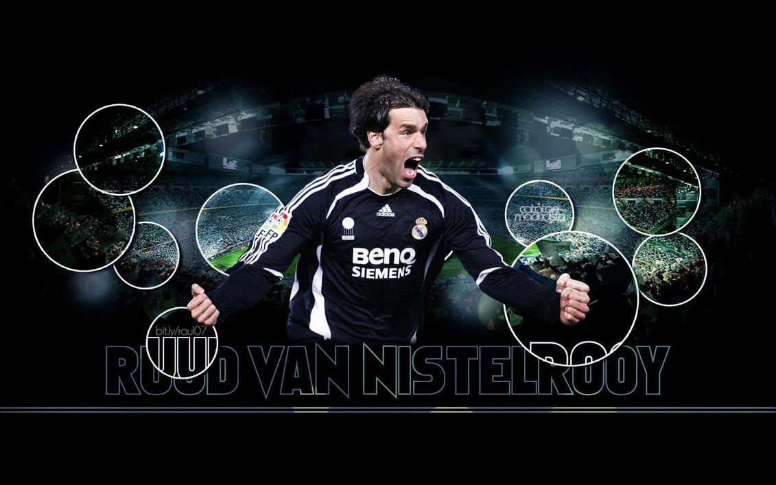 Real Madrid   Ruud van Nistelrooy Wallpaper by 1131x707