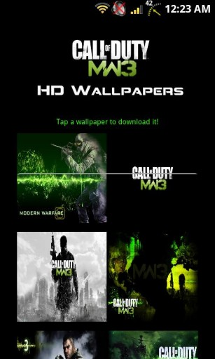 Download MW3 HD Wallpapers for Android   Appszoom 307x512