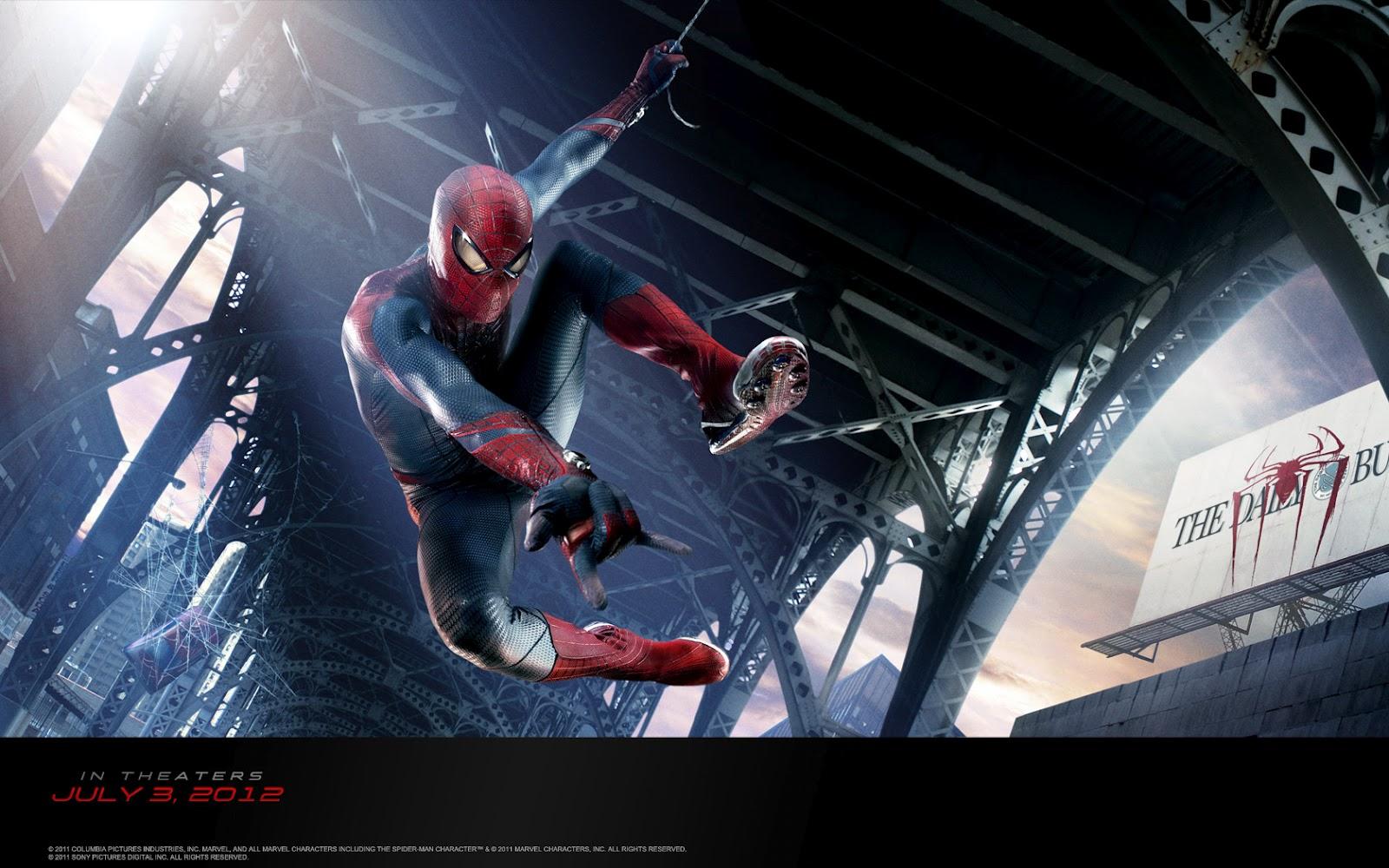 50 Spiderman Wallpapers For Windows 7 On Wallpapersafari