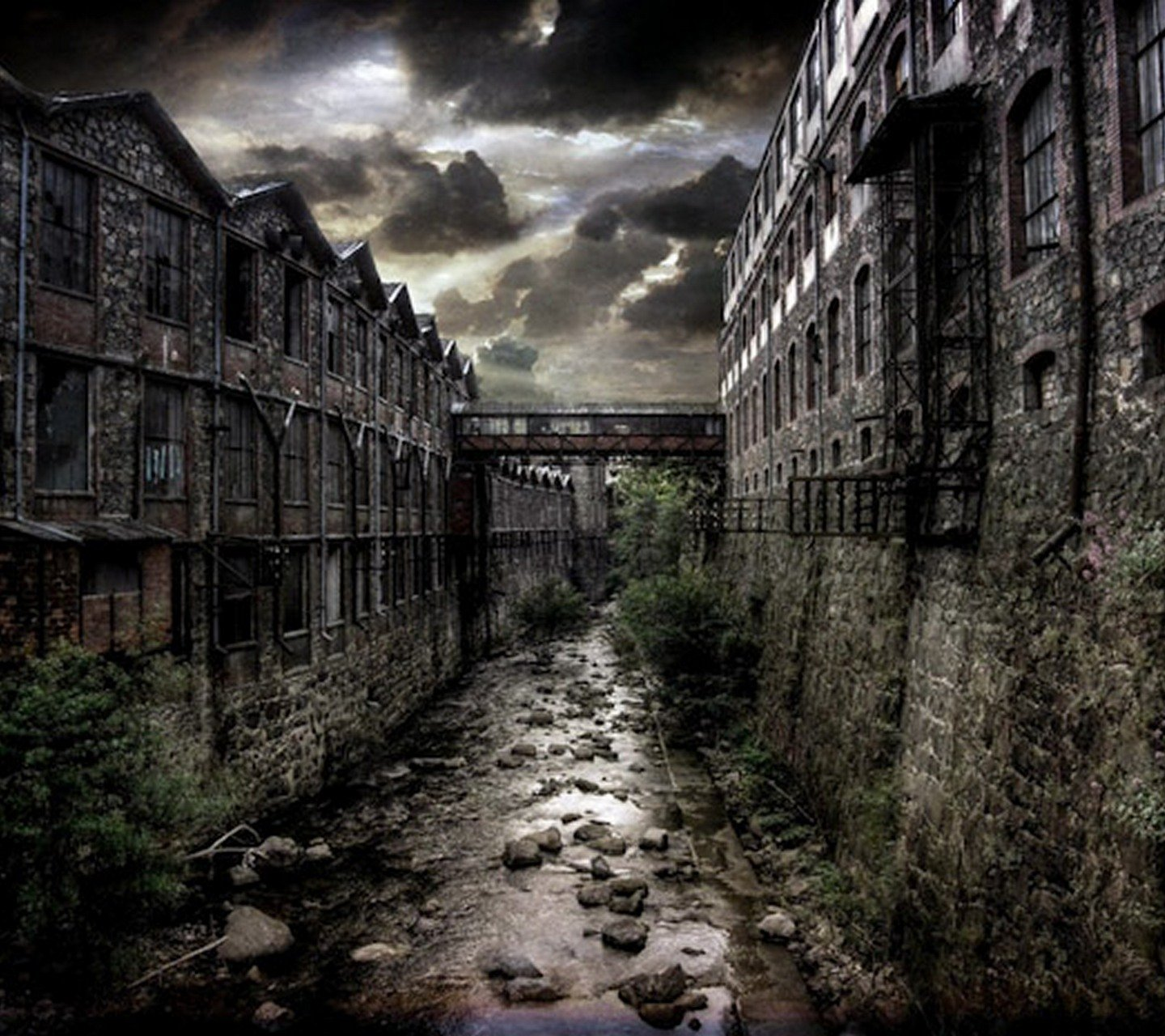Scary Dark Place [50+] Abandoned Places...