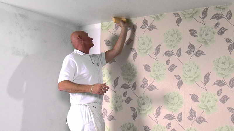 18 Photos of the Wallpapering Corners Tips 800x450