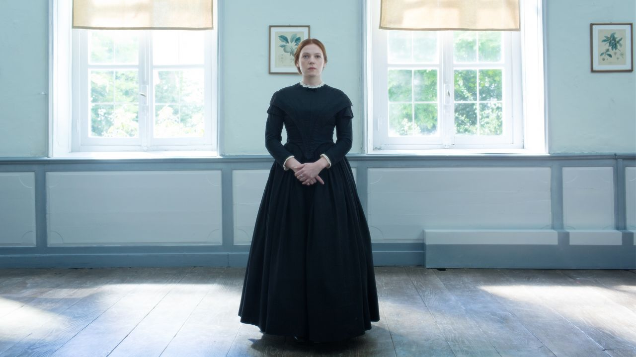 Wallpaper A Quiet Passion Emma Bell Emily Dickinson 1280x720