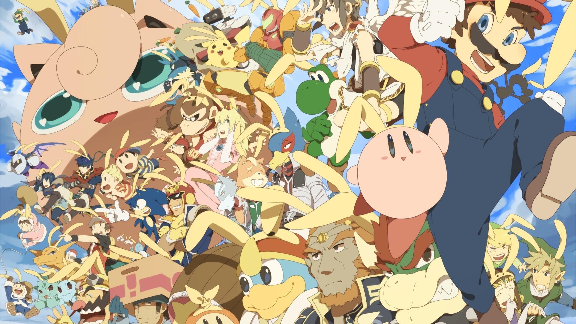 189 <b>Super Smash Bros</b>. HD <b>Wallpapers</b>   <b>Backgrounds</b> - <b>Wallpaper</b> Abyss