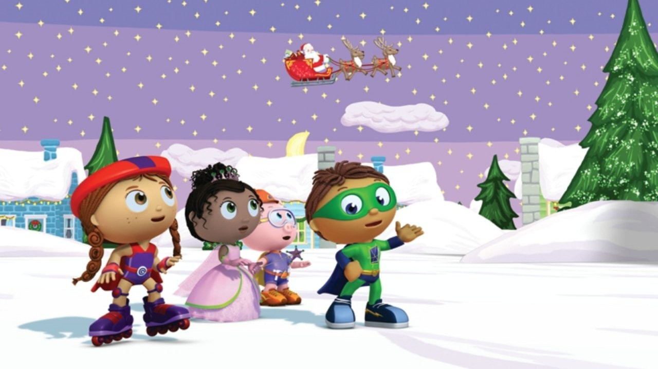 Super Why! Background 7