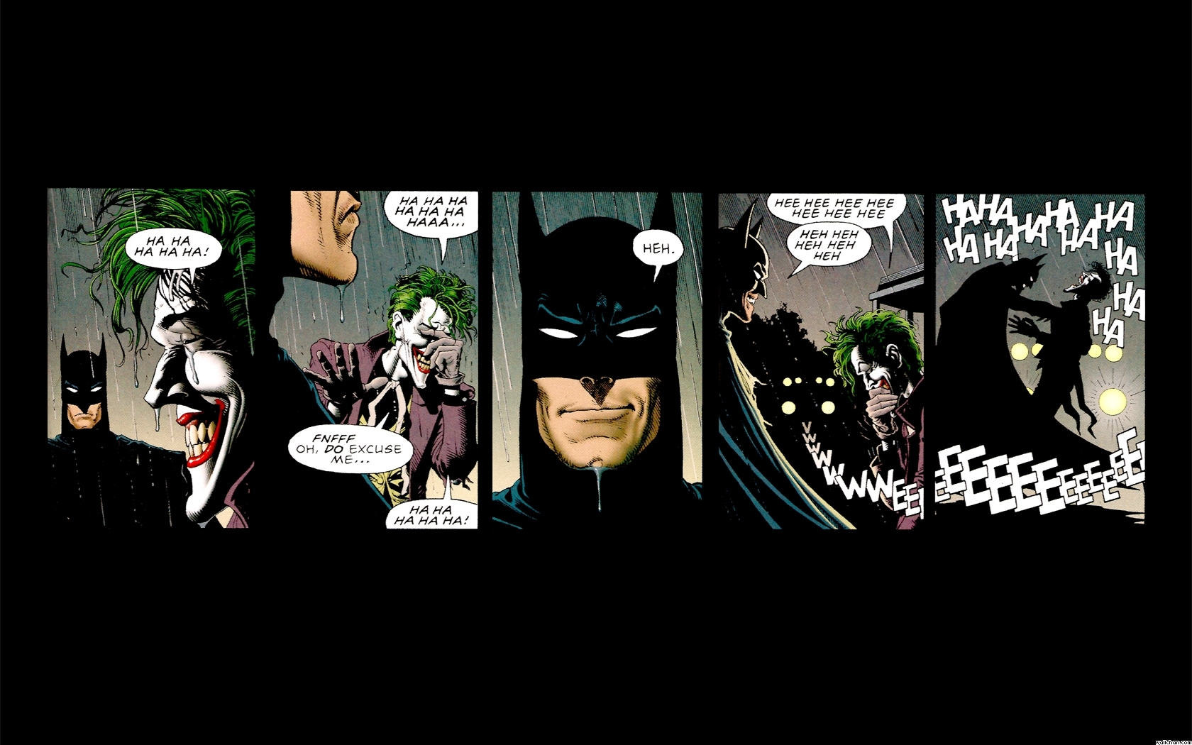 Batman The Killing Joke Hardcover Deluxe Edition Review The 1680x1050
