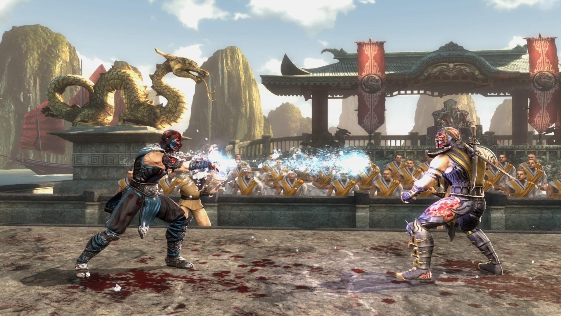 mortal kombat gambar Mortal Kombat Komplete Edition Screenshot HD 1920x1080