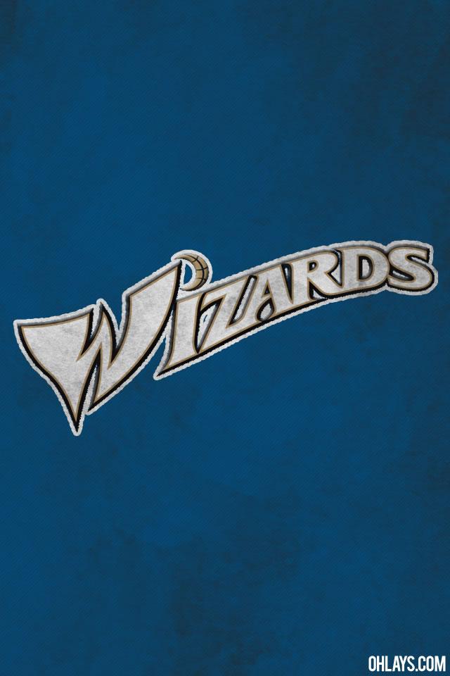 Washington Wizards iPhone Wallpaper 5383 ohLays 640x960