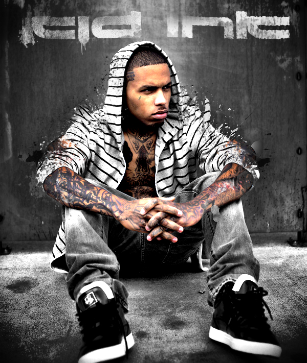 Hd Ink For Tattoos Wallpapers: Kid Ink Wallpaper HD
