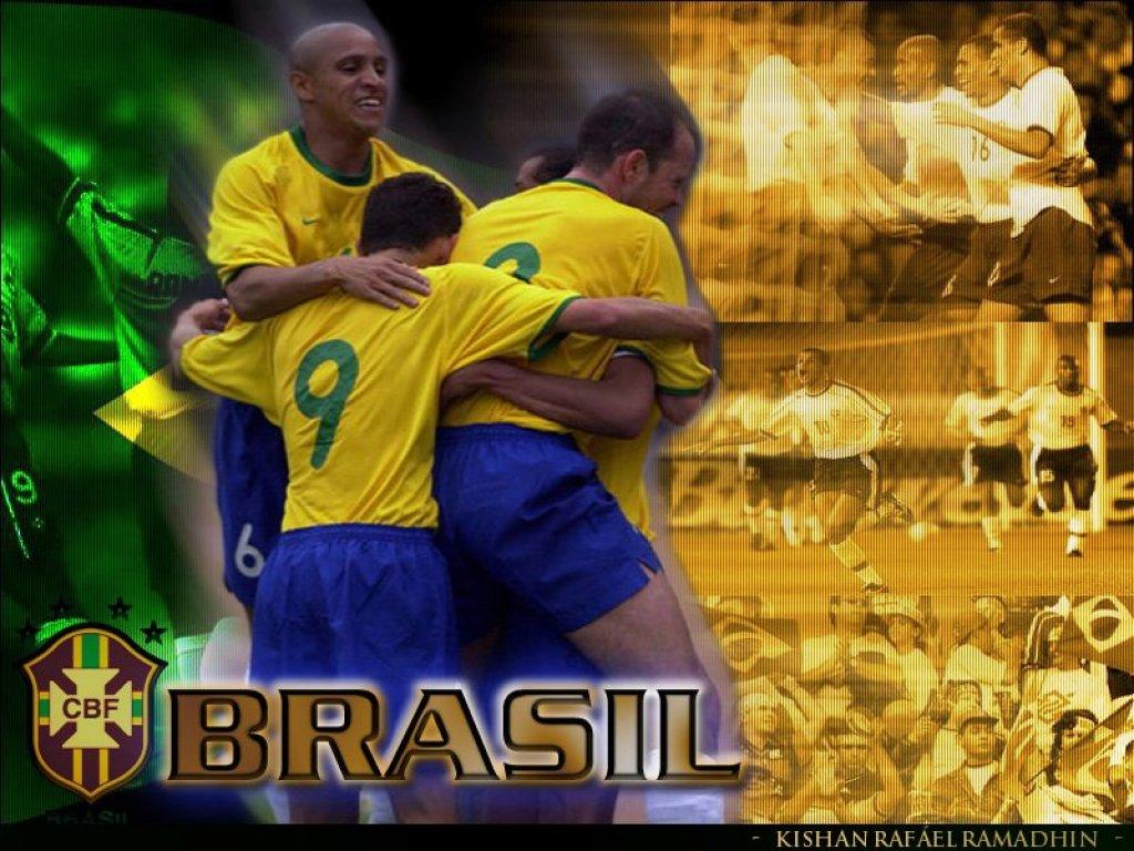 Brazil Soccer 1024x768