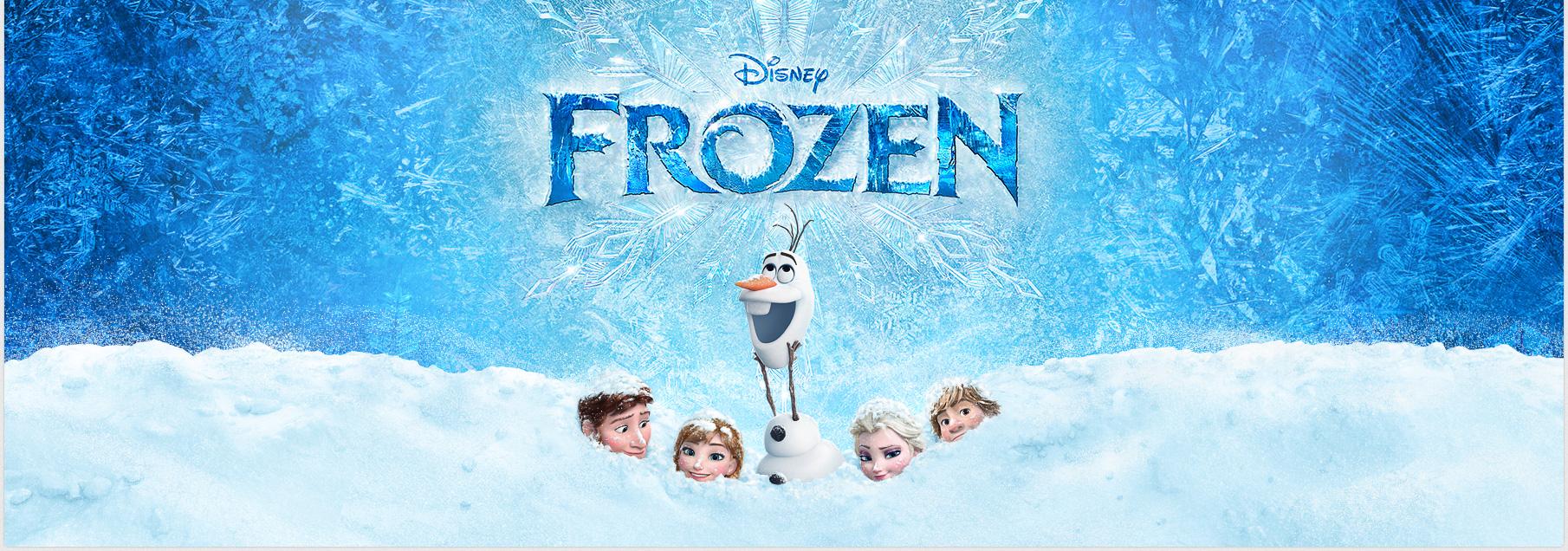 Disney Frozen Landscape Wallpaper 1810x636