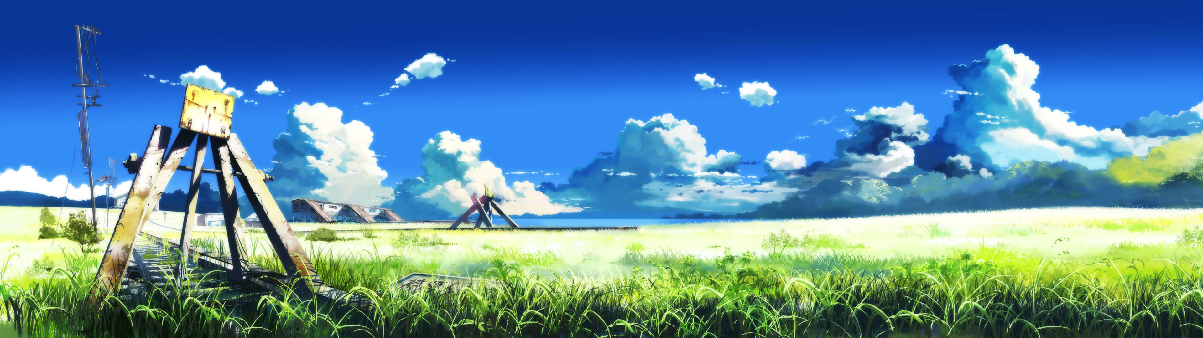 Anime Computer Wallpapers Desktop Backgrounds 3840x1080 ID391569 3840x1080
