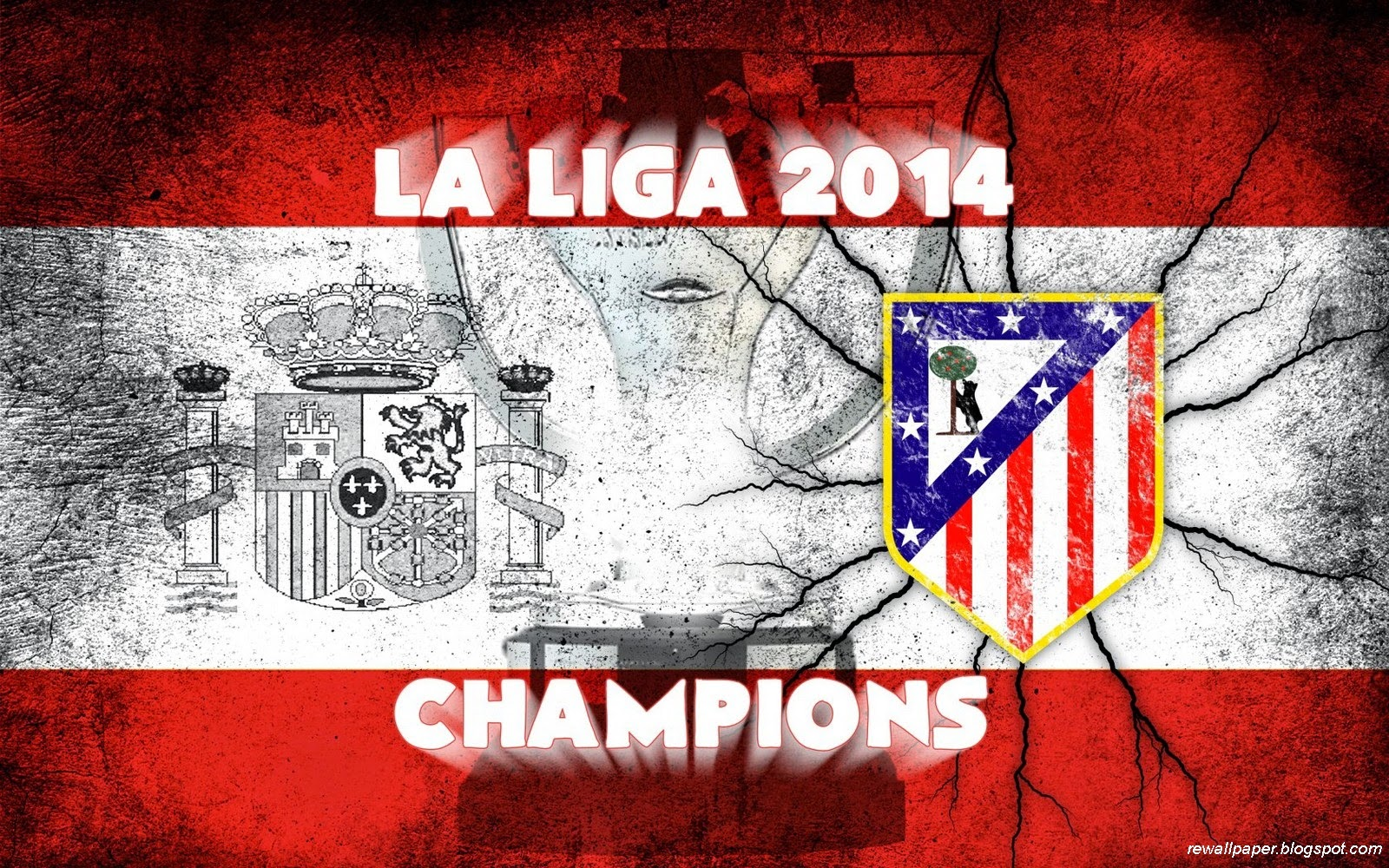 is Atletico de Madrid After 18 years Atletico is Champion again 1600x1000