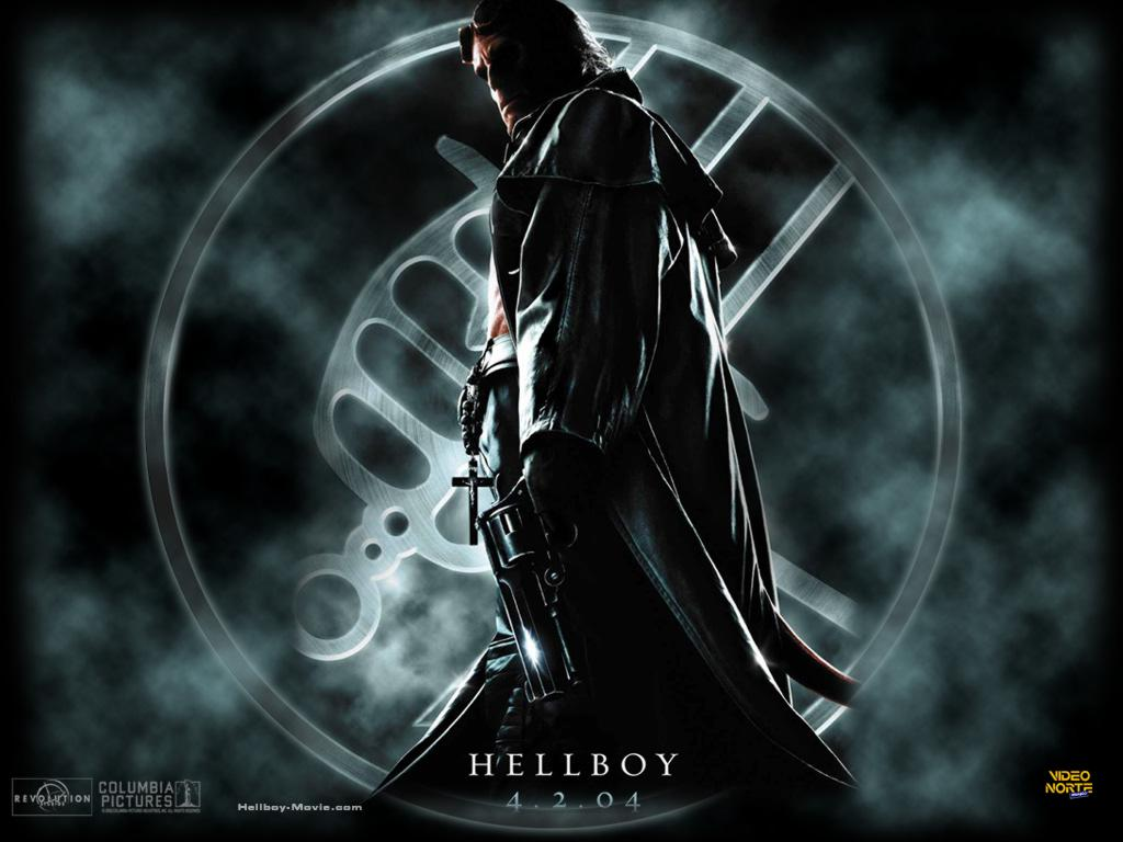 Hellboy   Hellboy Wallpaper 534797 1024x768
