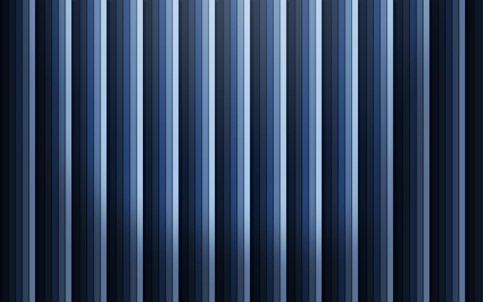 Blue Striped Wallpaper: Black Stripe Wallpaper