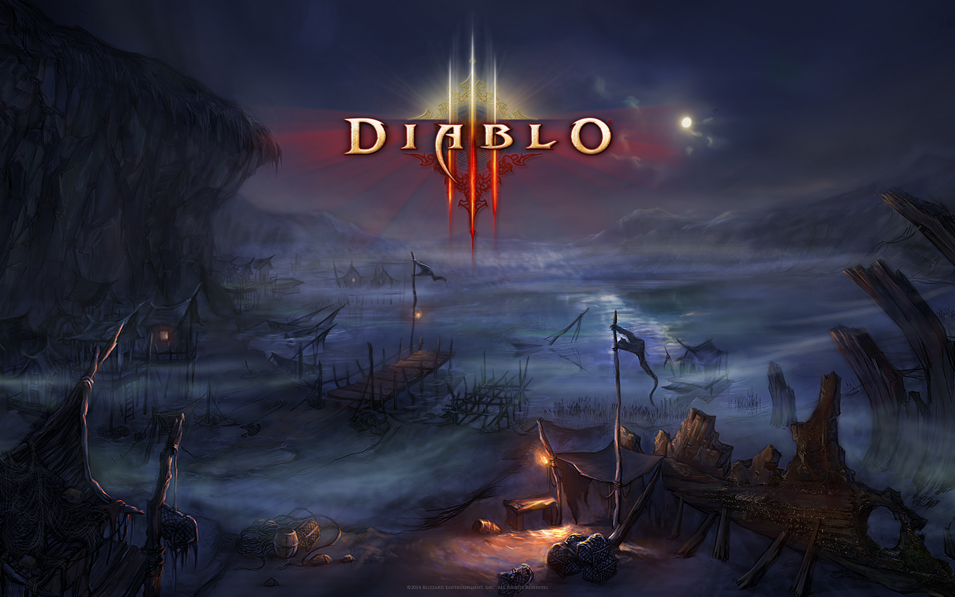 Wallpapers   Media   Diablo III 1920x1200