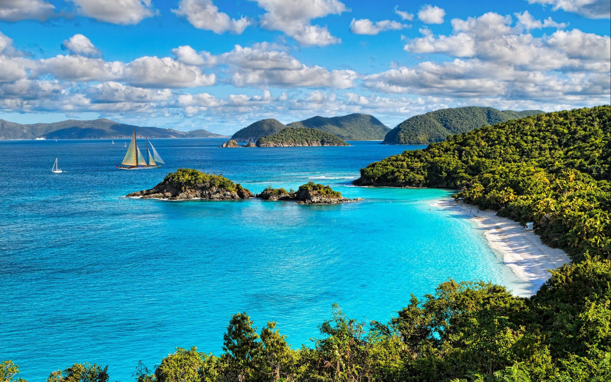 US Virgin Islands Wallpaper - WallpaperSafari