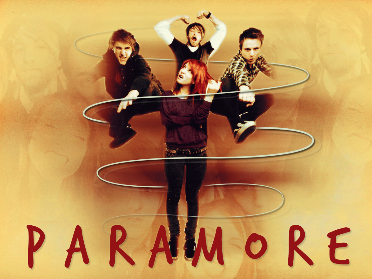 Paramore - Paramore Wallpaper (2371950) - Fanpop