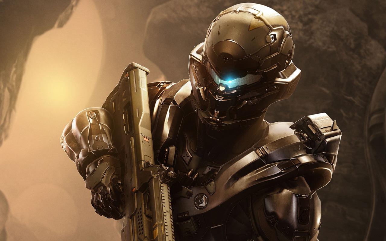 Halo 5 Guardians Wallpaper in 1280x800 1280x800