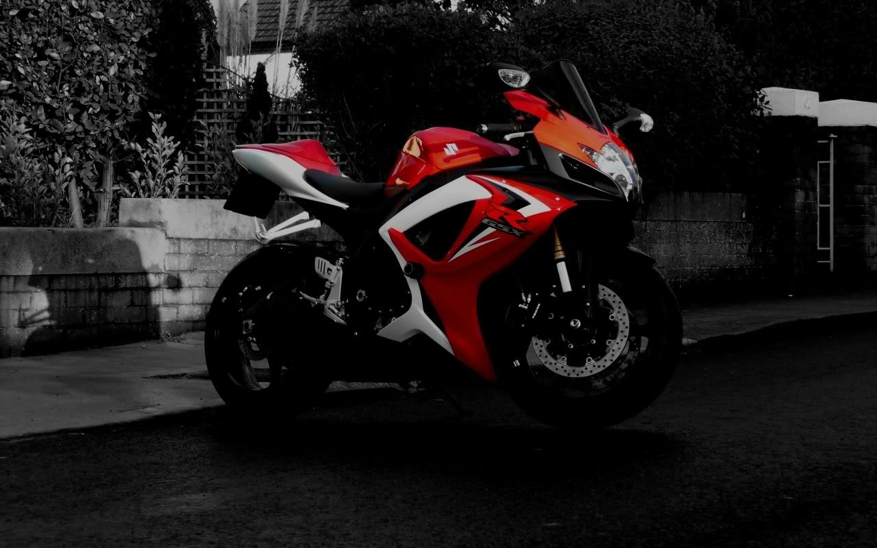 Gsxr 600 2007 K7 Wallpaper Gsxr 600 2007 K7 Desktop Background 1280x800