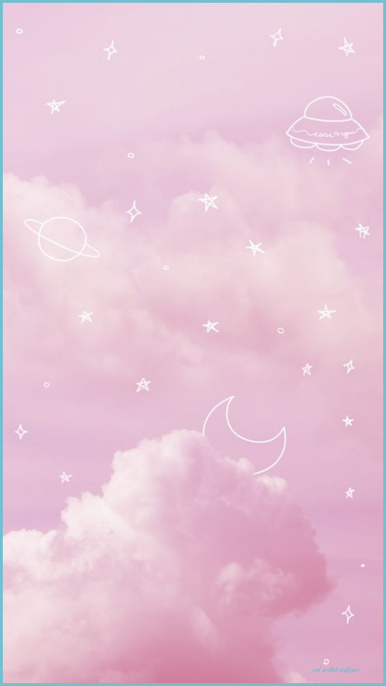 10 Simple Pink Wallpaper iPhone Aesthetic Backgrounds Downlo 547x972