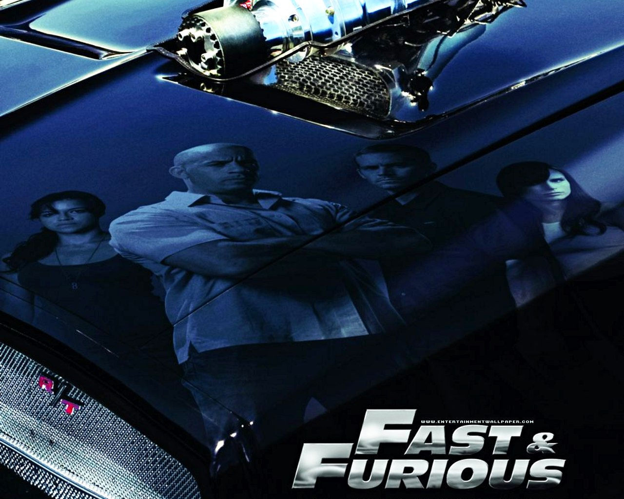 Fast amp Furious Wallpaper   Fast and Furious Wallpaper 1280x1024