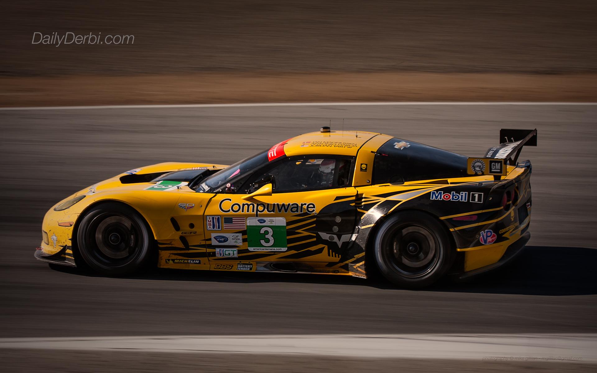 Corvette Racing C6R 1920x1200