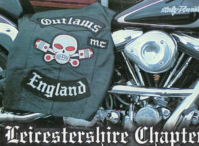 Pin Outlaws Mc Leicestershire Wallpaper 799x586