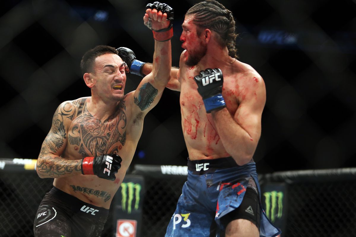 UFC 231 breakdown How Max Holloway dominated Brian Ortega feet 1200x800