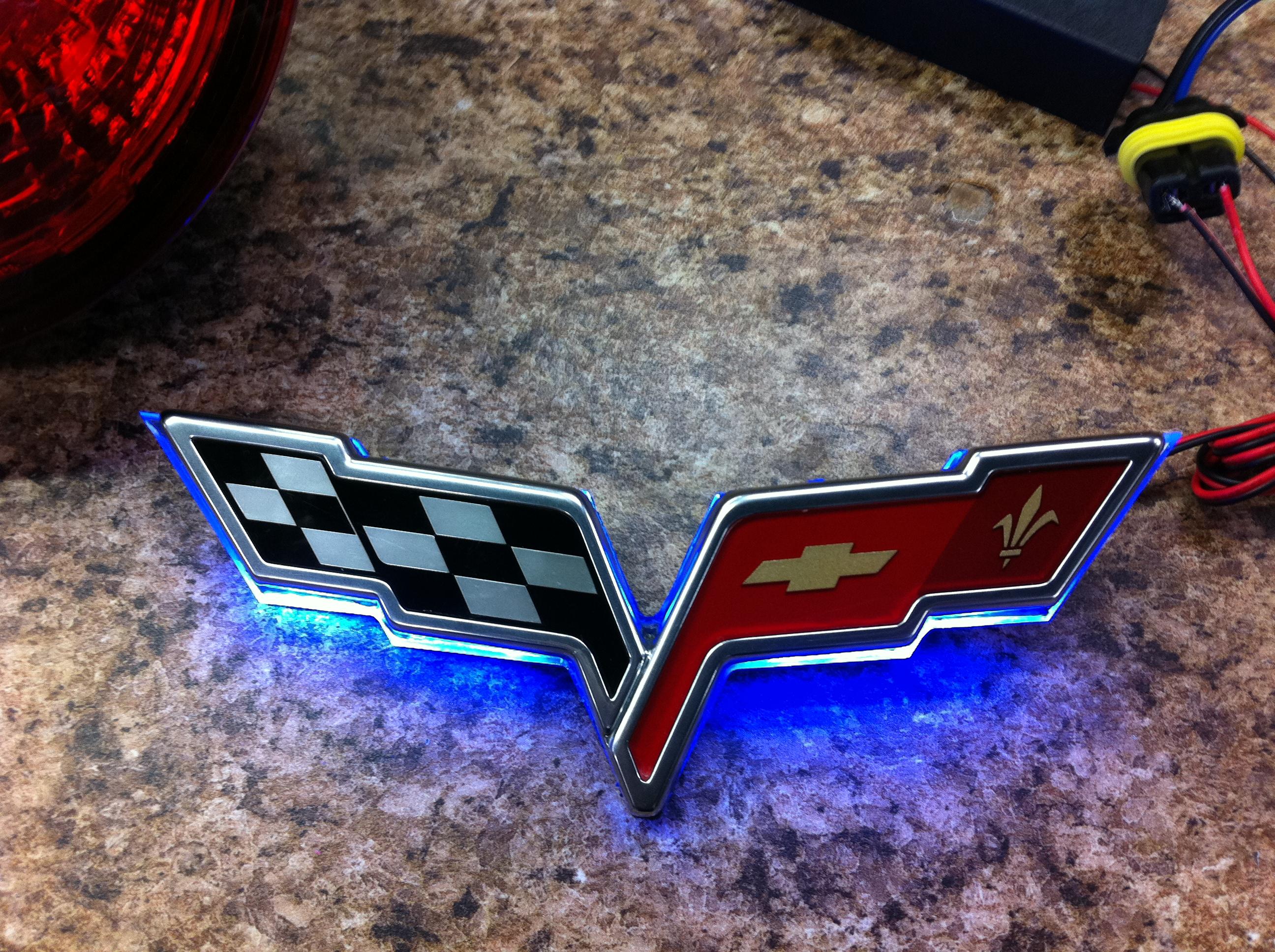 C6 Corvette Logo C6 corvette 2592x1936