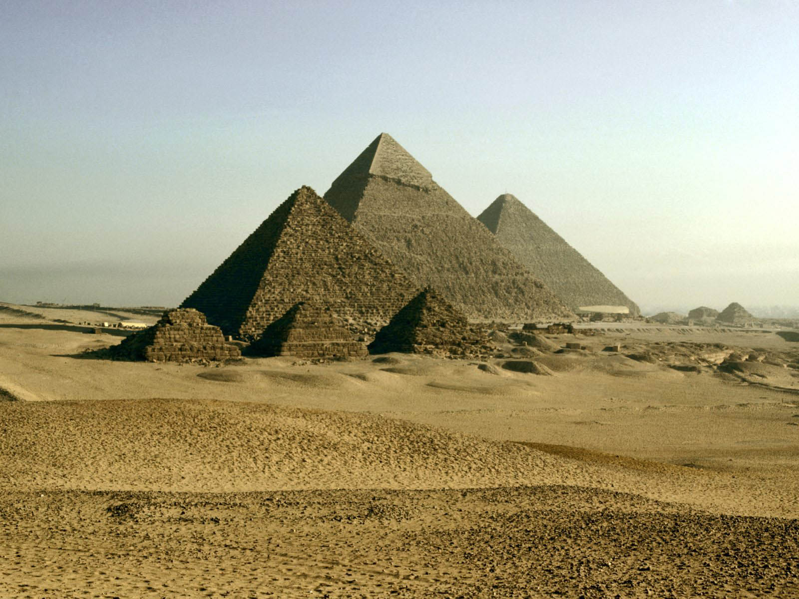 Tag Egypt Pyramids Wallpapers Backgrounds Photos Images and 1600x1200