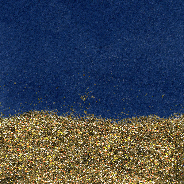 Navy Blue And Gold Wallpaper 600x600