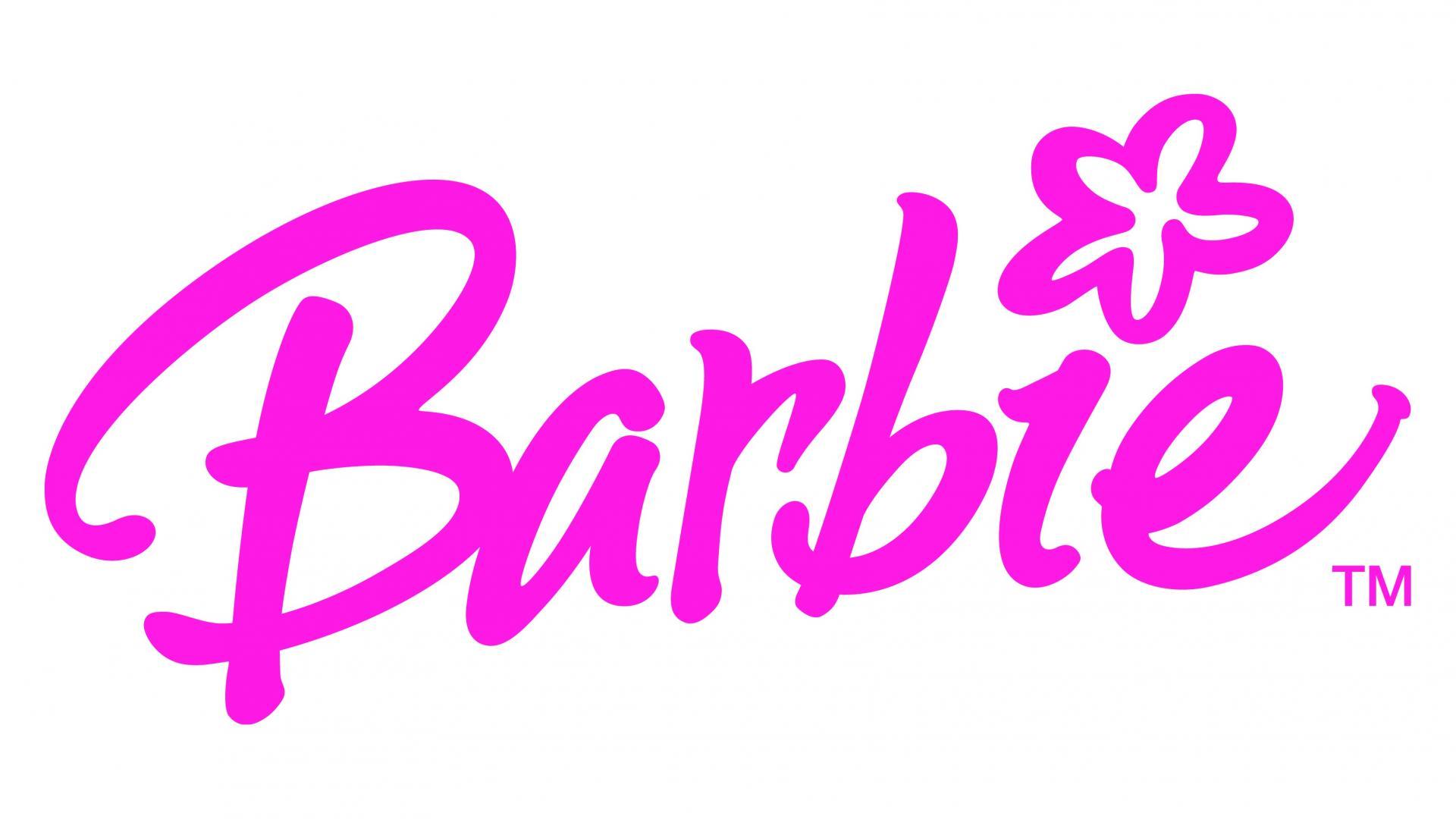 Barbie Logo Wallpaper - WallpaperSafari