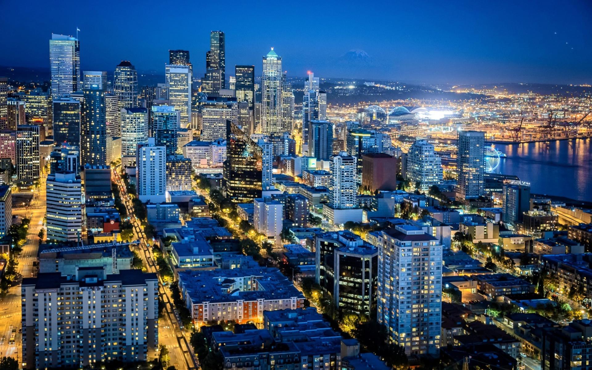 Seattle Washington Wallpaper Wallpapersafari