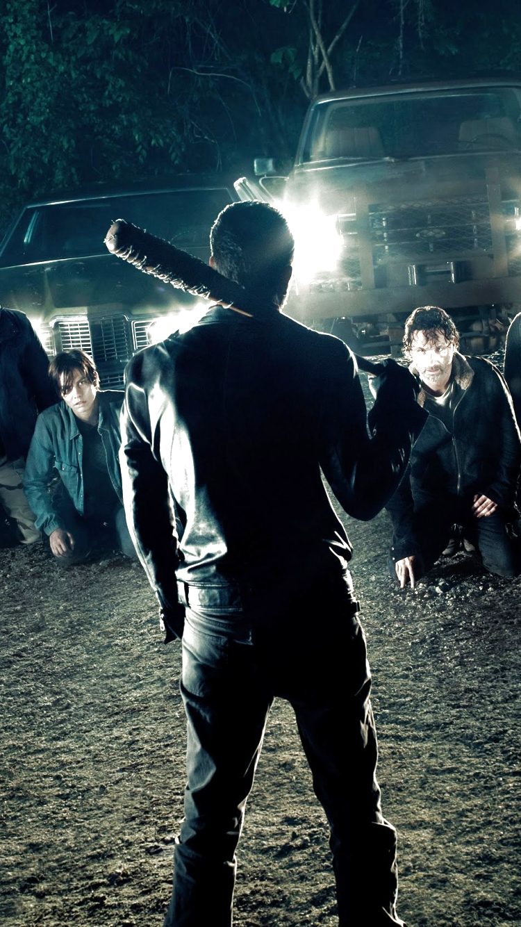 Free Download Tv Showthe Walking Dead 750x1334 Wallpaper Id 642578