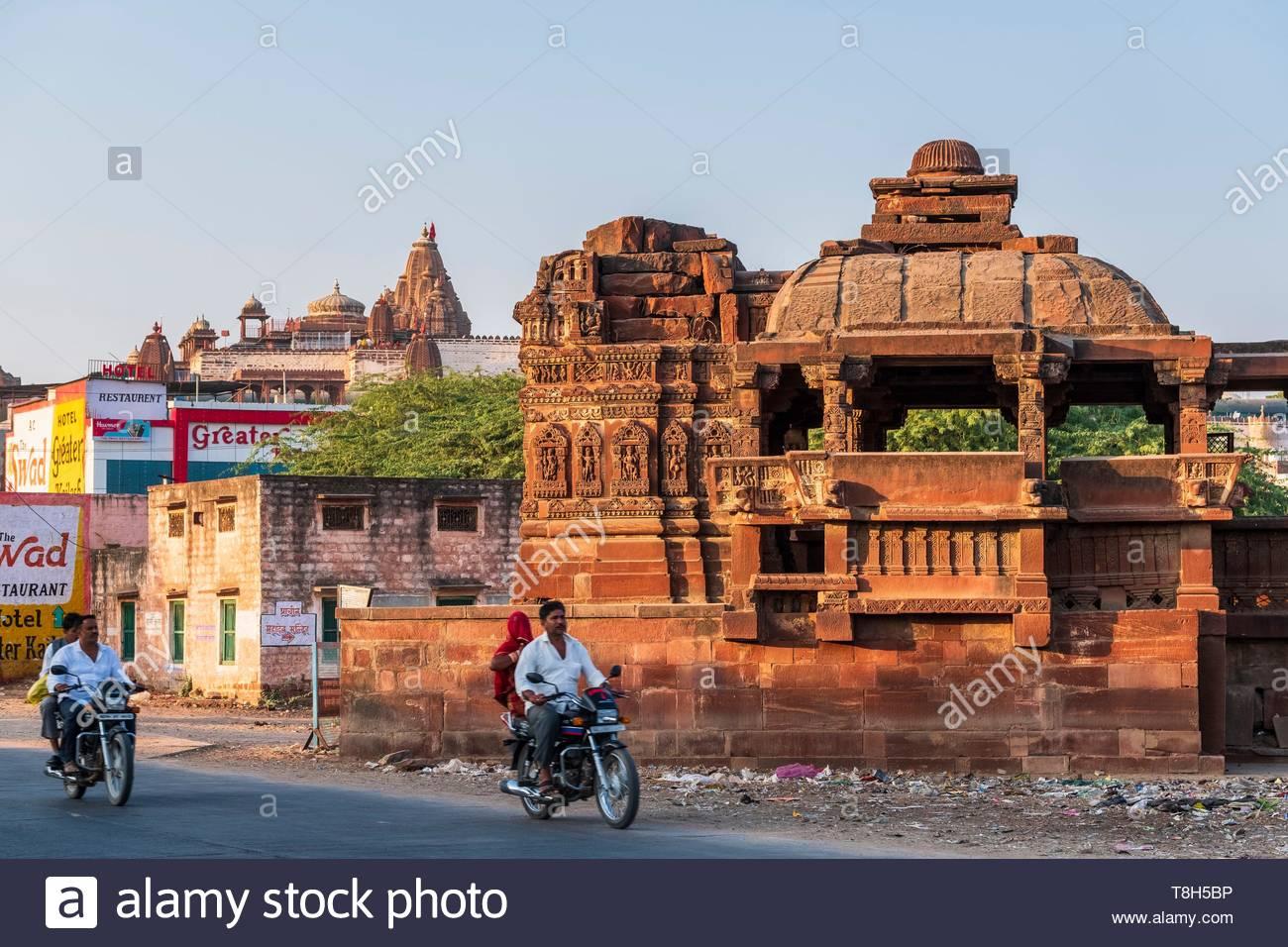 India Rajasthan Osiyan or Osian gateway to the Thar desert 1300x956