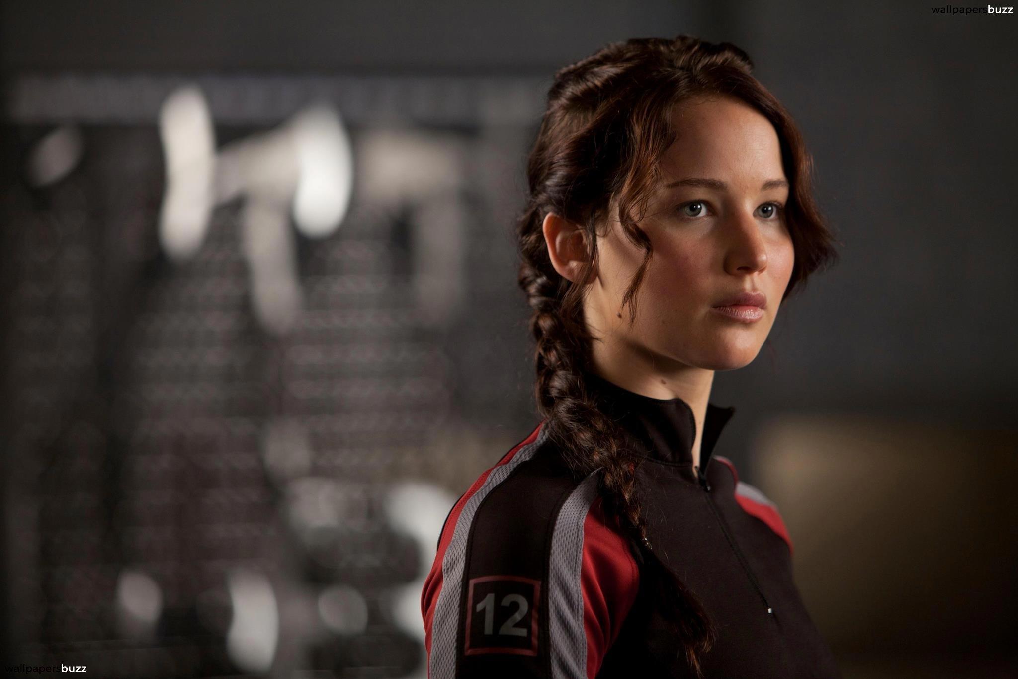 Katniss Everdeen 12 HD Wallpaper 2048x1365