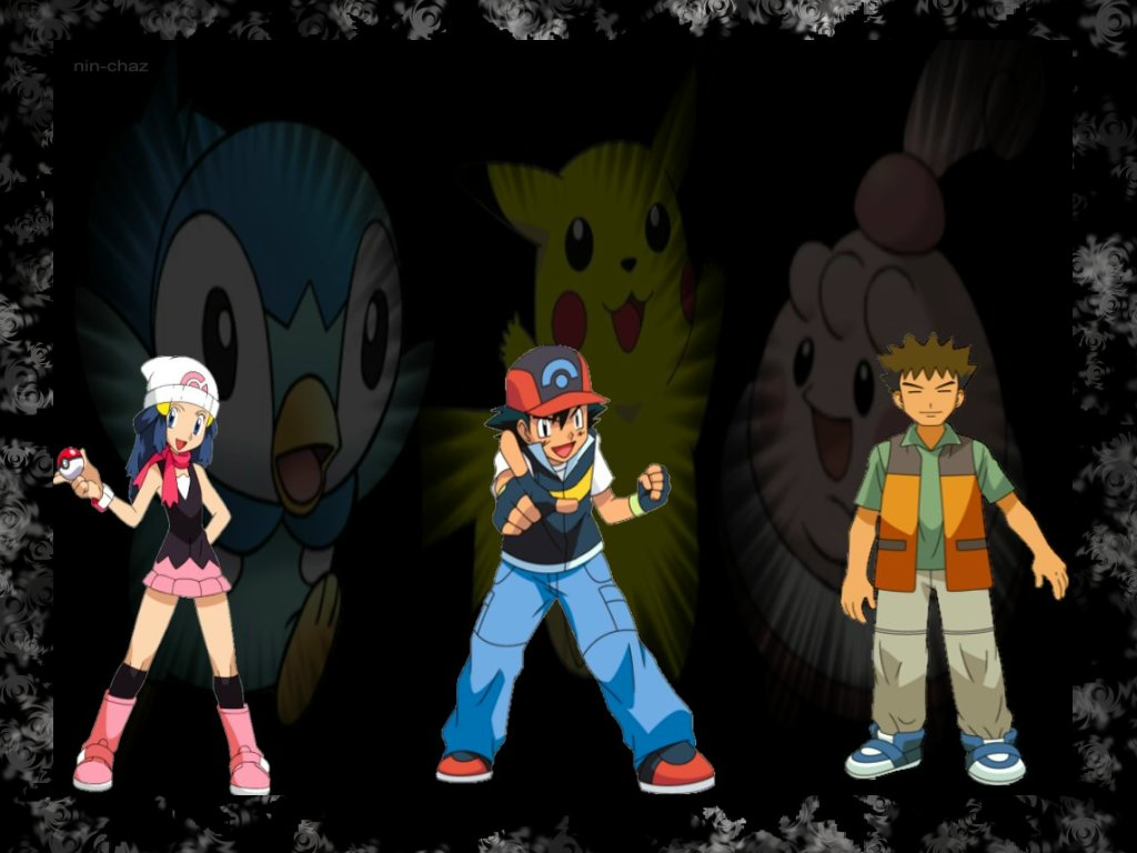 Free Download Pokemon Diamond And Pearl Page 7 1024x768
