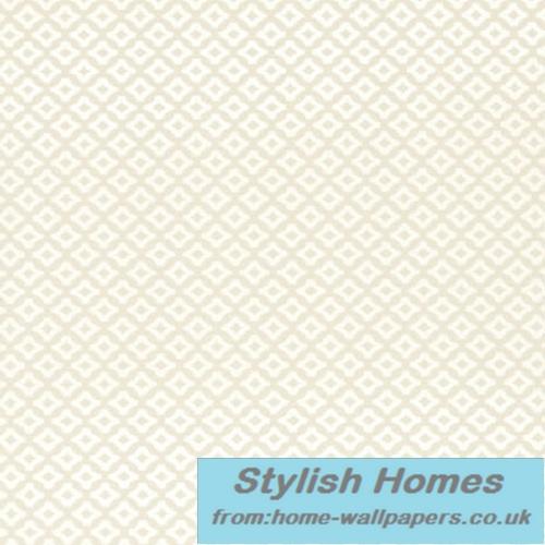 Thibaut Designer WallpaperGeometric Resource Merrill Beige T1838 500x500