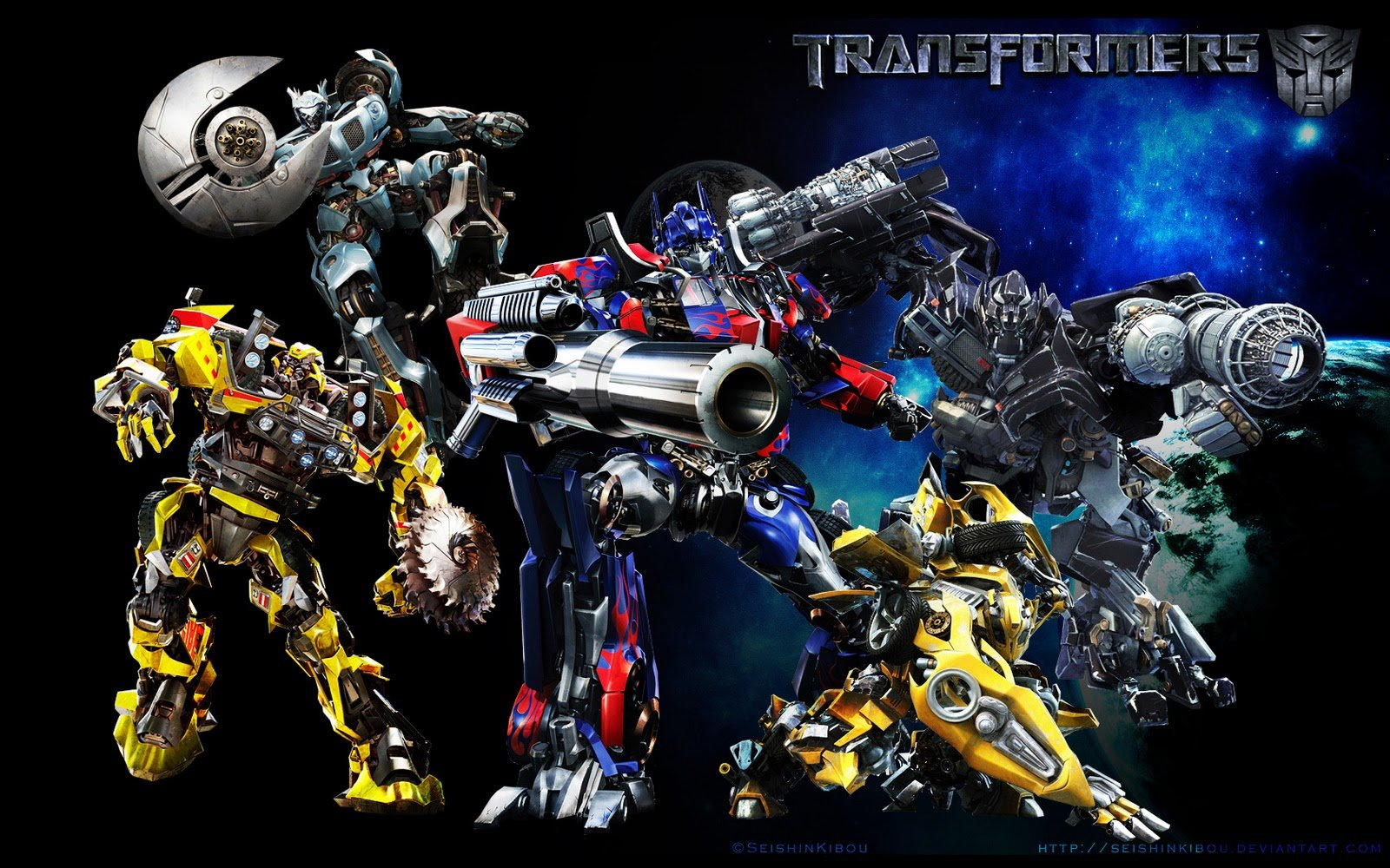 TRANSFORMERS MATRIX WALLPAPERS Autobots movie HD 1600x1000