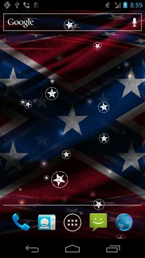 3D Rebel Flag Live Wallpaper   Aplicaciones Android en Google Play 506x900