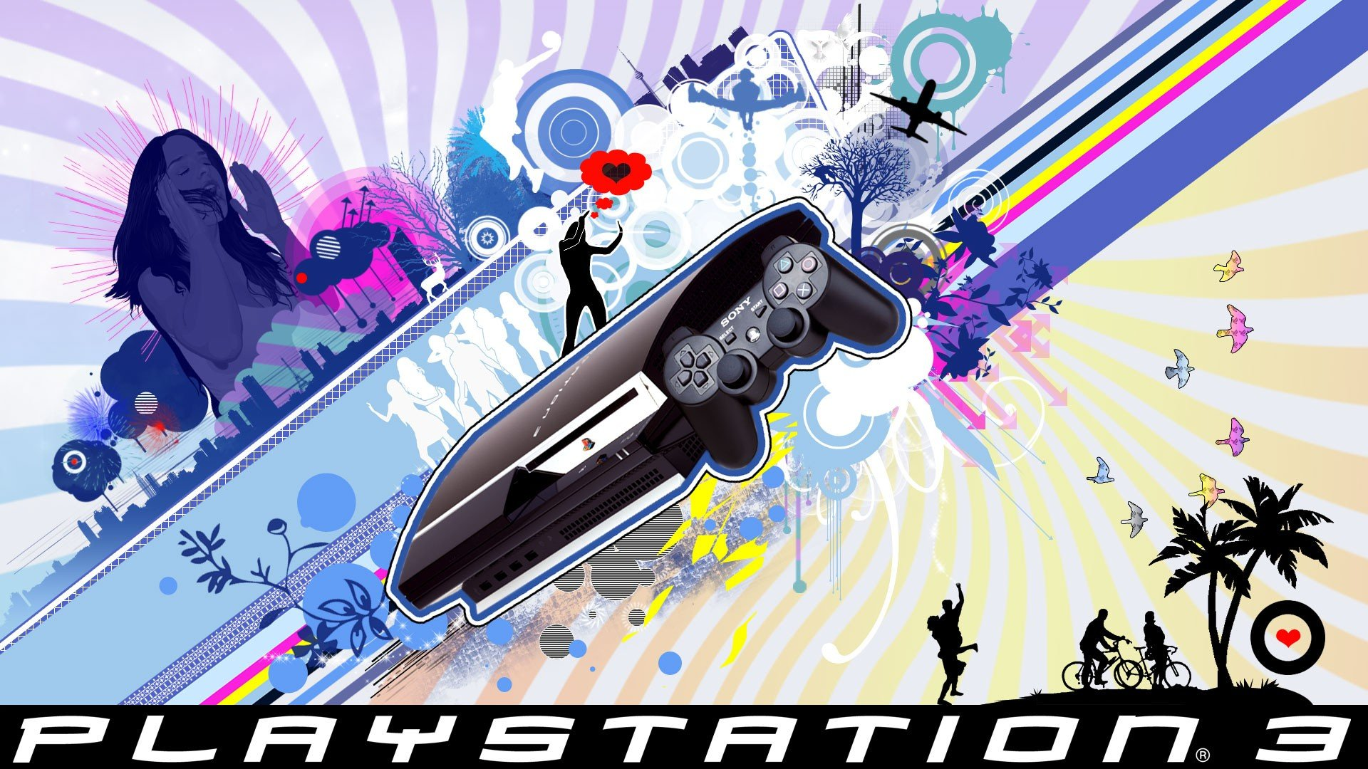 Ps3 themes Wallpapers Backgrounds Images Art Photos 1920x1080