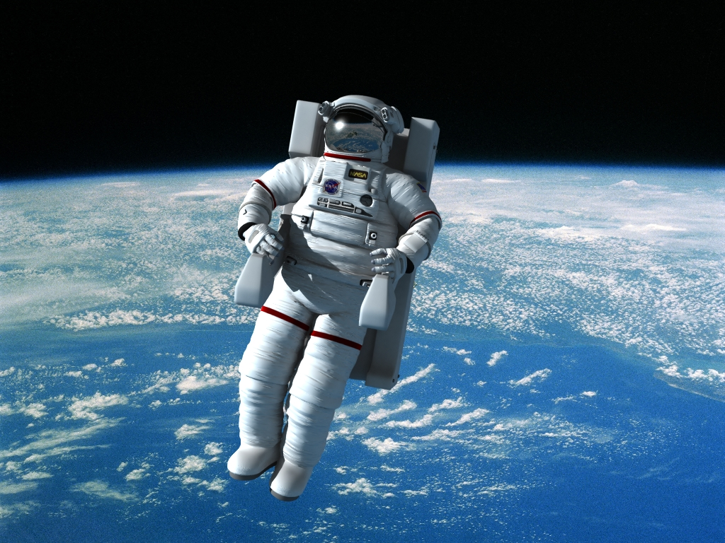 astronaut in space hd - photo #26