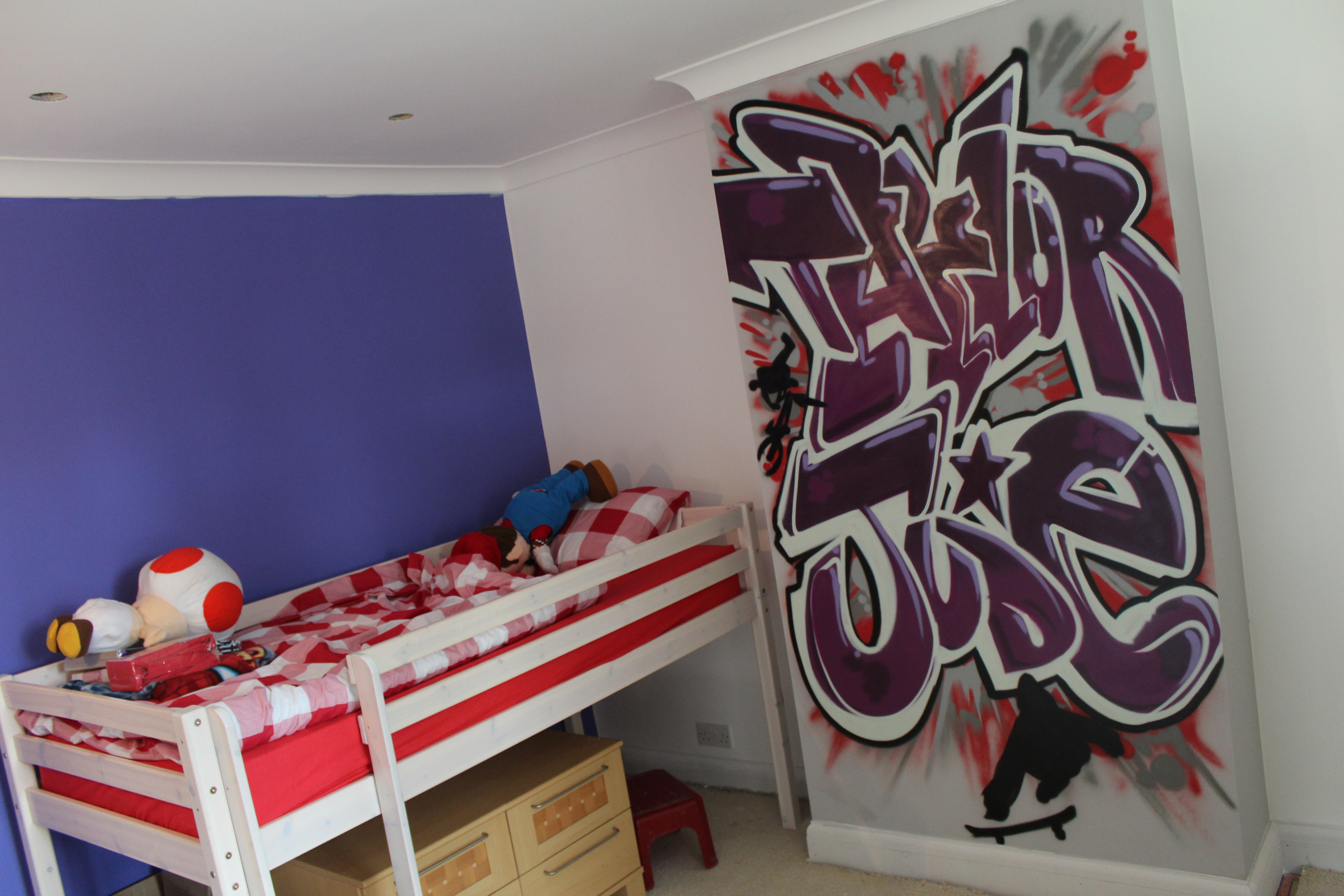Bedroom Mural Wallpaper Ideas Uk