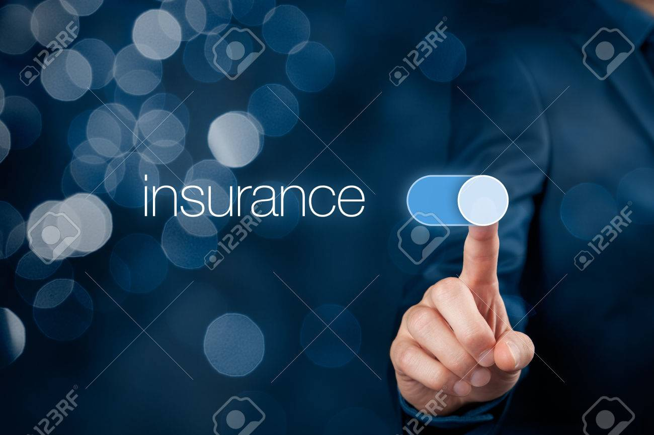 Insurance Concept Businessman or Insurance Agent Switch Over 1300x866