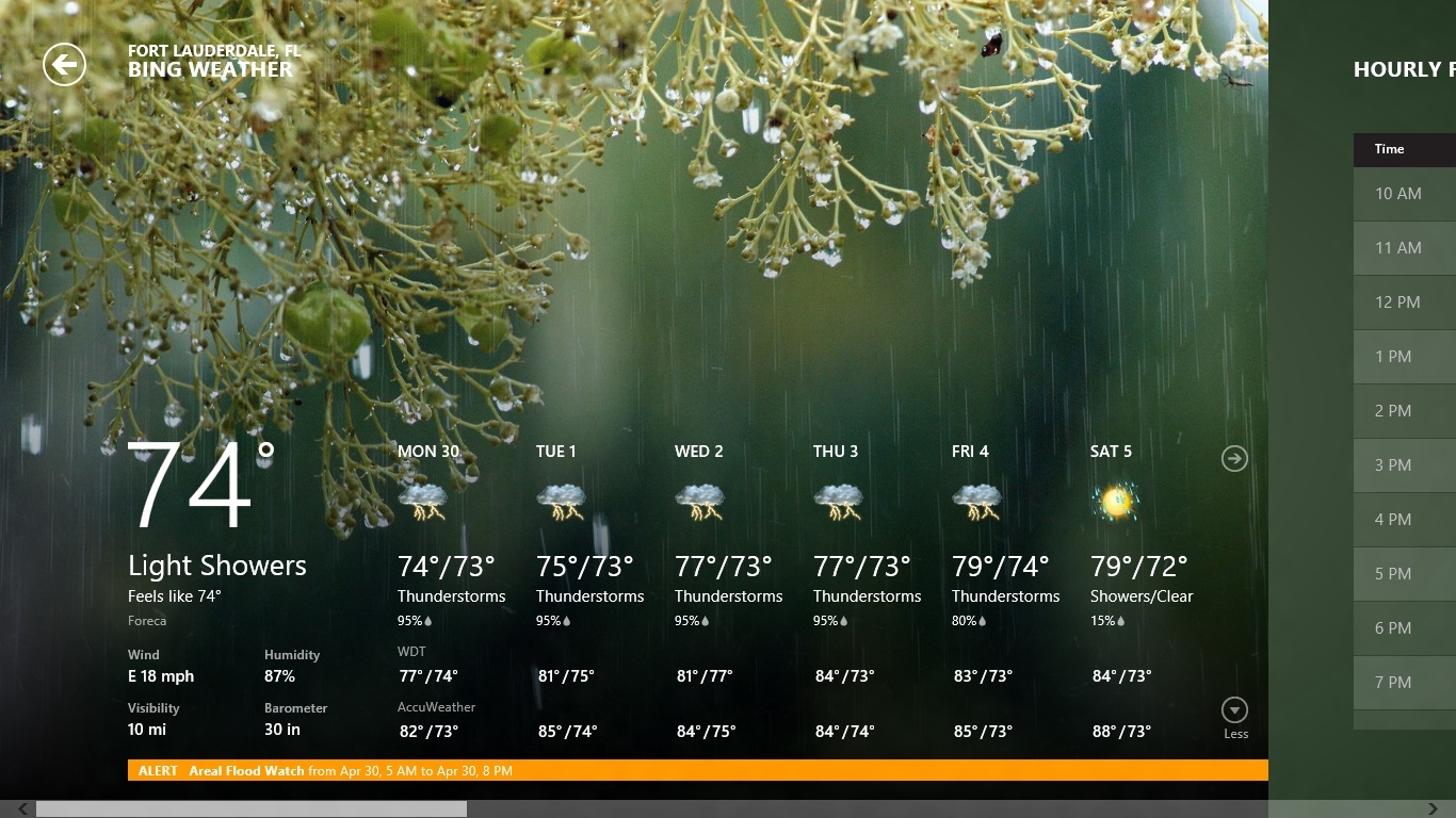 49 Live Weather Wallpaper For Pc On Wallpapersafari
